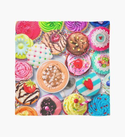Cupcakes and Cocoa Scarf