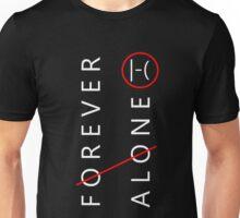 Forever Alone Unisex T-Shirt