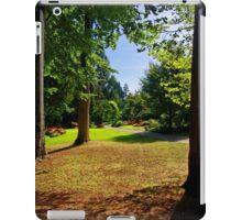 In Stanley Park, Vancouver BC September 2011 2 iPad Case/Skin