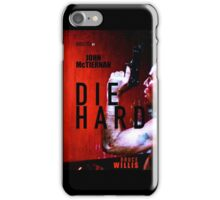 DIE HARD 9 iPhone Case/Skin
