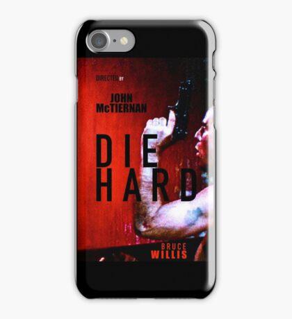 DIE HARD 9 iPhone Case/Skin