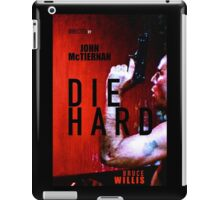 DIE HARD 9 iPad Case/Skin