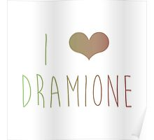 I love Dramione Poster