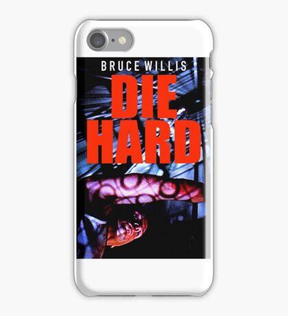 DIE HARD 10 iPhone Case/Skin