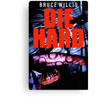 DIE HARD 10 Canvas Print