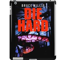 DIE HARD 10 iPad Case/Skin