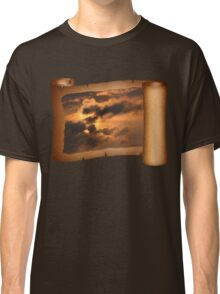 Ancient Dragon in the Sky ~ Clouds Classic T-Shirt