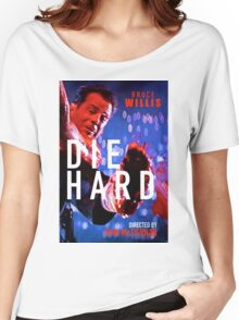 DIE HARD 11 Women's Relaxed Fit T-Shirt