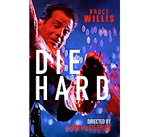 DIE HARD 11 Photographic Print