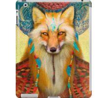 Wise Fox iPad Case/Skin