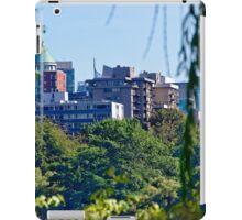 In Stanley Park, Vancouver BC September 2011 12 iPad Case/Skin