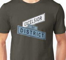 Excelsior District  Unisex T-Shirt