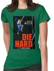 DIE HARD 12 Womens Fitted T-Shirt