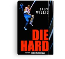 DIE HARD 12 Canvas Print