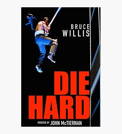 DIE HARD 12 Photographic Print