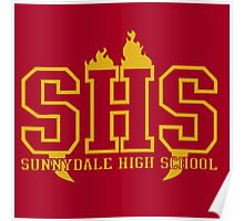 Sunnydale High Poster