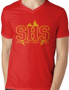 Sunnydale High Mens V-Neck T-Shirt