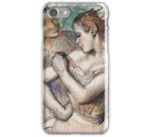 Edgar Degas - Danseuse iPhone Case/Skin