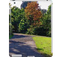 In Stanley Park, Vancouver BC September 2011 15 iPad Case/Skin