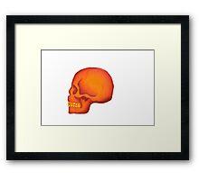 Skully No. 2 Framed Print