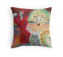 Restful Retreats Throw Pillow