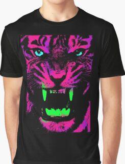 Tiger Pop T-shirt 01 Graphic T-Shirt