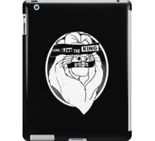 Long Live The King iPad Case/Skin