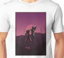 Neo Genesis Evangelion - Eva 01 vs Angel Bardiel Unisex T-Shirt