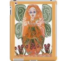 Off With The Fairies and Tulips  iPad Case/Skin