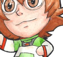 Pidge says hi Sticker