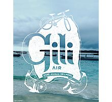 Gili Air: The Chill Island Photographic Print