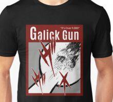 OVER 9000, GALICK GUN Unisex T-Shirt