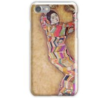 Egon Schiele - Portrait Of Friederike Maria Beer 1914 iPhone Case/Skin