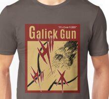 OVER 9000, GALICK GUN VINTAGE 2 Unisex T-Shirt