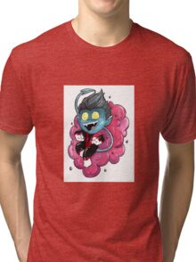 Bamfing Boy Nightcrawler Tri-blend T-Shirt
