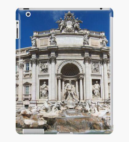 Trevi Fountain, Rome iPad Case/Skin