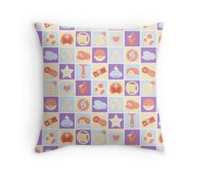 Nintendo Pop Art Throw Pillow