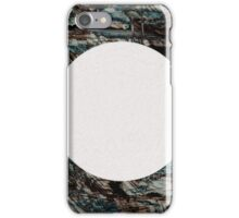 Nothing further intended 1 - Oil painting iPhone Case/Skin