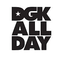 DGK All Day Photographic Print
