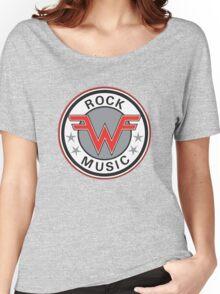 Rock Music Women's Relaxed Fit T-Shirt