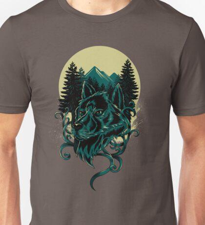 lonewolf Unisex T-Shirt