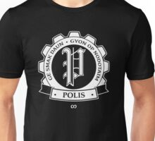 Polis Logo V1 - The 100 Unisex T-Shirt
