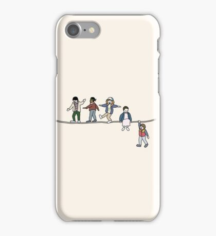 Stranger Things: The Acrobats and the Fleas iPhone Case/Skin