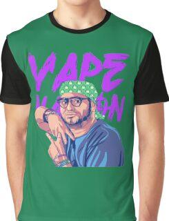 Vape Nation Graphic T-Shirt