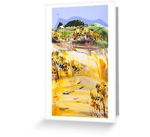 Reaching out to you Greeting Card