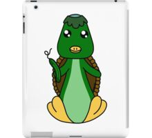 Kappa - Japanese folklore iPad Case/Skin