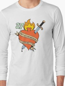 Corazón Long Sleeve T-Shirt