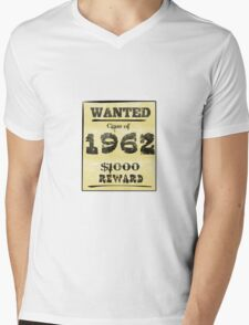 Class of 1962 WANTED! Mens V-Neck T-Shirt