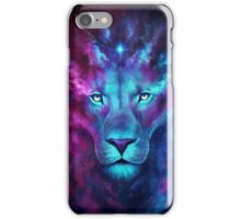 LION GALAXY TSHIRT iPhone Case/Skin