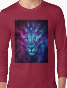 LION GALAXY TSHIRT Long Sleeve T-Shirt